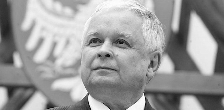 Berlin upamiętnił śp. Lecha Kaczyńskiego - zdjęcie
