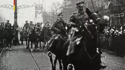 Niesamowite odkrycie z niemieckich archiwów-Legiony Polskie wkraczają do Warszawy - miniaturka