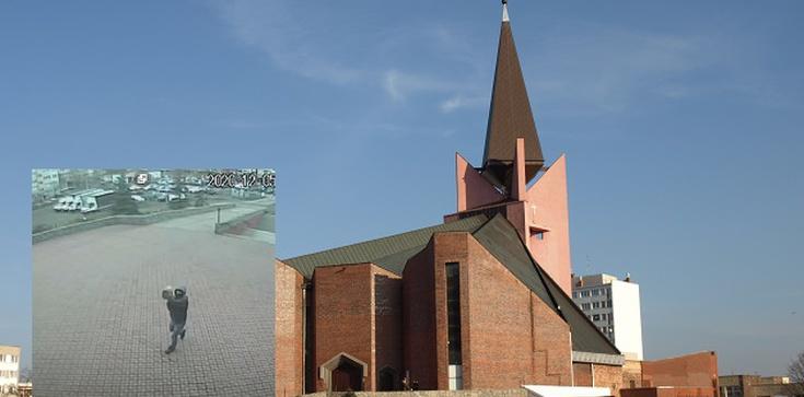 Legnica. Kolejny atak na kościół [Wideo] - zdjęcie