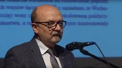 Prof. Legutko: Mamy paraliż moralny w środowisku akademickim  - miniaturka