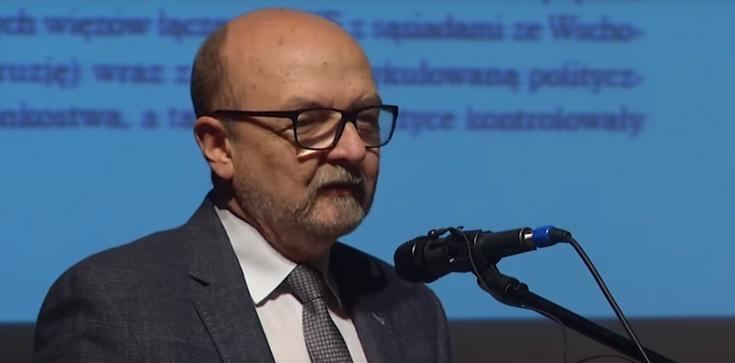 Ryszard Legutko o Europejskim Zielonym Ładzie: Bez wsparcia obywateli nie zostaną osiągnięte żadne cele - zdjęcie
