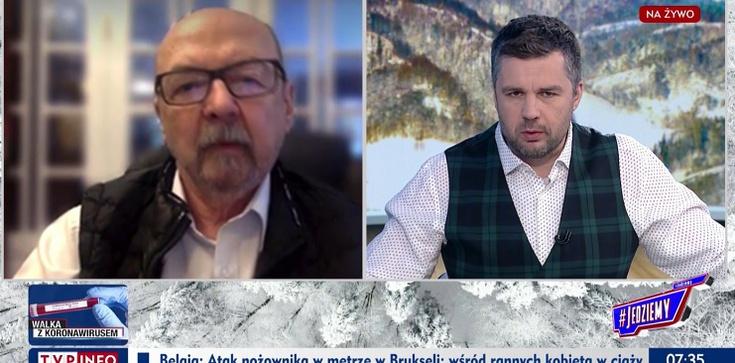 Legutko w sprawie Nord Stream 2, UE i USA: Nie mam zaufania do tej nowej administracji amerykańskiej i obawiam się wielu niedobrych rzeczy  - zdjęcie