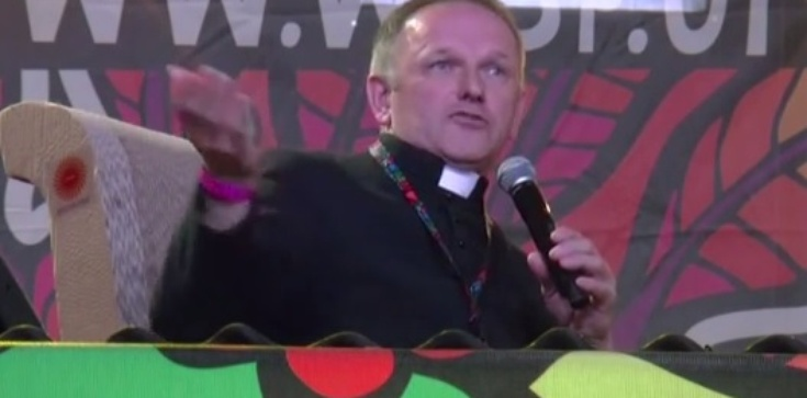 Ks. Wojciech Lemański upomniany przez biskupa. Nareszcie! - zdjęcie