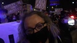 Dlaczego reagowała policja? Szokująca agresja feministek - ZOBACZ nagrania - miniaturka