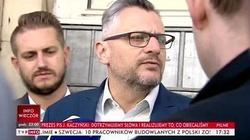 Agresywny atak posła PO wobec dziennikarzy TVP! 'Wszyscy skończycie jak Urban!' - miniaturka