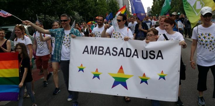Amerykańska ambasador głównym ideologiem LGBT w Polsce? - zdjęcie