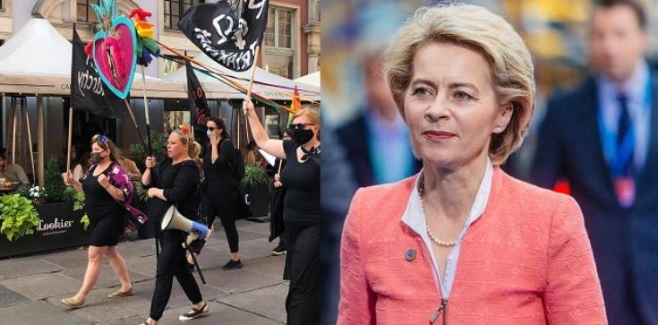 Von der Leyen: W UE nie ma miejsca na ,,strefy wolne od LGBT'' - zdjęcie