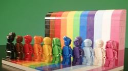 Producent LEGO dołącza do propagandystów LGBT – wyprodukuje nowe klocki - miniaturka