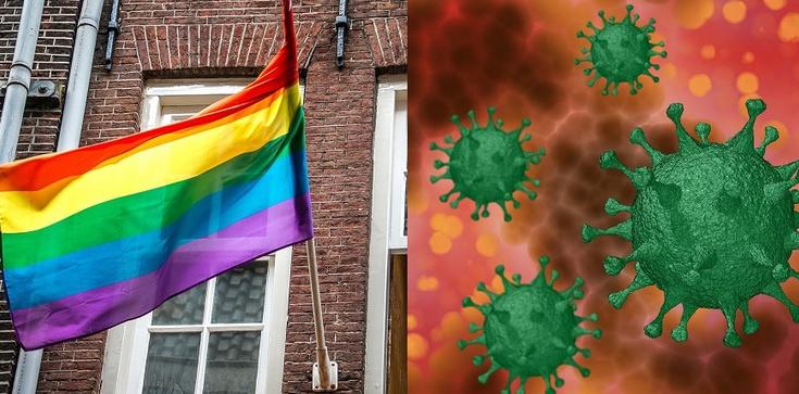 Koronawirus wybije LGBT do nogi!!! - zdjęcie