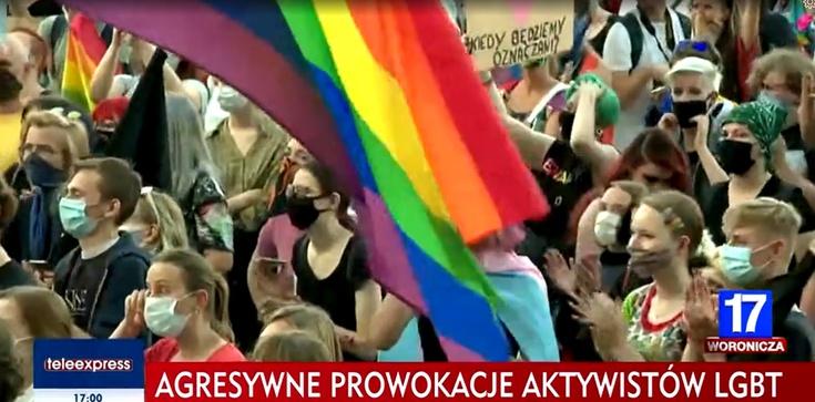 ,,Gdzie jest Rafał?! HAŃBA!!!'' Aktywiści LGBT rozczarowani postawą Trzaskowskiego - zdjęcie