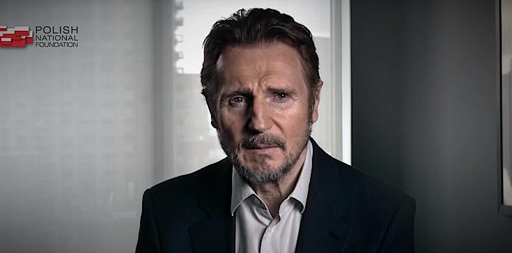 Liam Neeson o Cudzie nad Wisłą - ZOBACZ! - zdjęcie