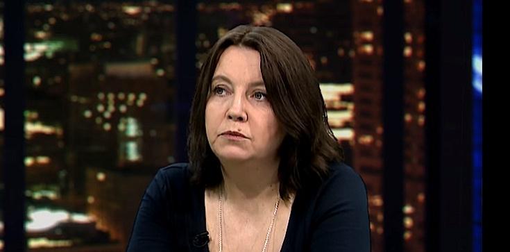 TYLKO U NAS! Joanna Lichocka: Owsiak to człowiek komuny - zdjęcie