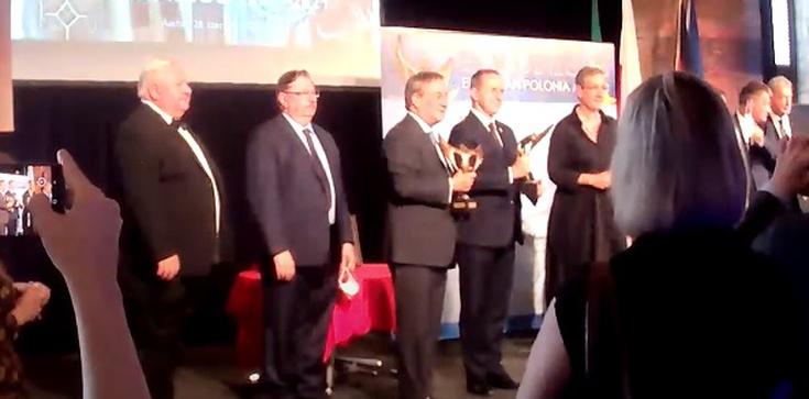 Niemiecka Polonia wręczyła nagrody. Wśród wyróżnionych kandydat na kanclerza i Senat RP - zdjęcie