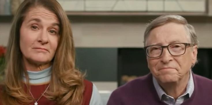Bill i Melinda Gates rozwodzą się - zdjęcie