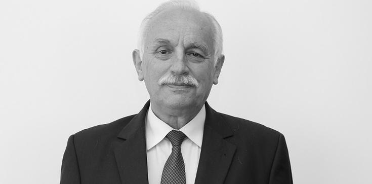 Zmarł Andrzej Kwaliński, Główny Inspektor Pracy - zdjęcie