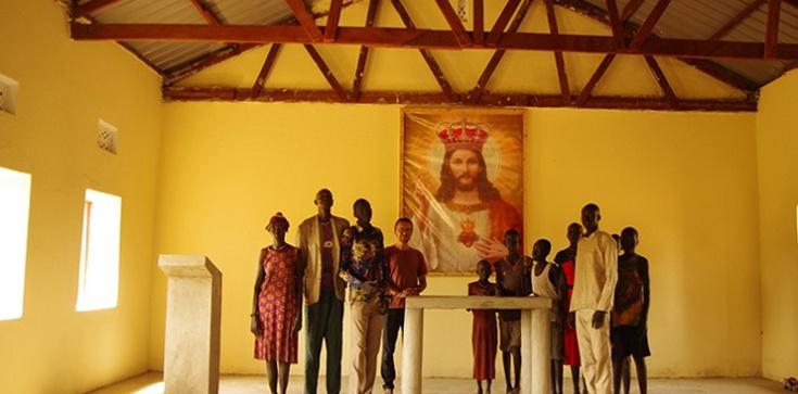 Pomocna dłoń Stowarzyszenia Ks. Piotra Skargi i organizacji kościelnych dla katolików w Afryce - zdjęcie