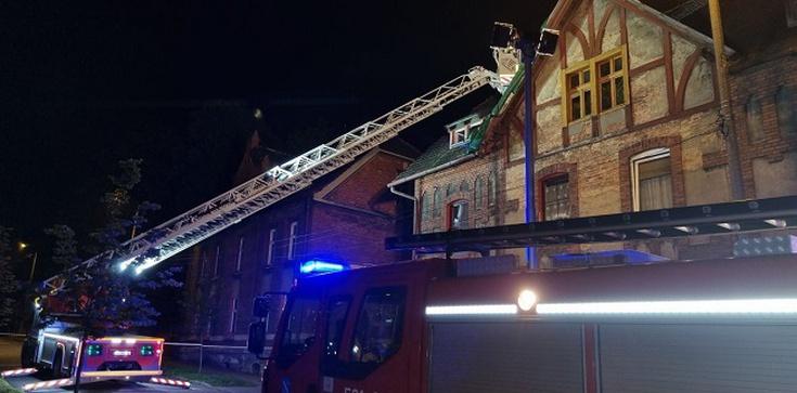 Tragiczny pożar mieszkania w Czerwionce-Leszczynach. Nie żyje jedna osoba - zdjęcie