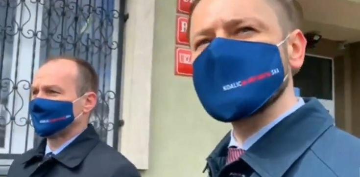 Pcim. Zwykli wyborcy ostro odpowiadają na prowokacje posłów opozycji [Wideo] - zdjęcie