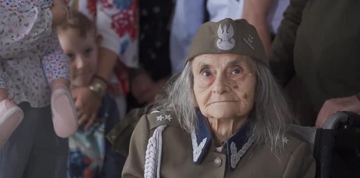 ,,Odeszła na wieczną wartę'' - Prezydent o zmarłej Wandzie Zalewskiej-Zdun, pseudonim ,,Rawicz'' - zdjęcie