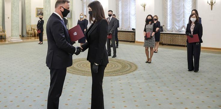 Prezydent nominował nowych sędziów - zdjęcie