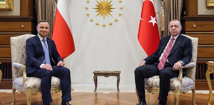 Polska i Turcja podpisały ważne umowy [Wideo] - zdjęcie