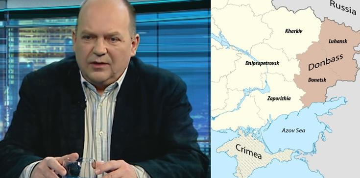 Andrzej Łomanowski dla Fronda.pl: Zawieszenie broni? To zwykła farsa - zdjęcie