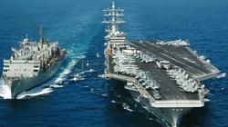 Idzie wojna? USA wysłały lotniskowiec z grupą uderzeniową - miniaturka