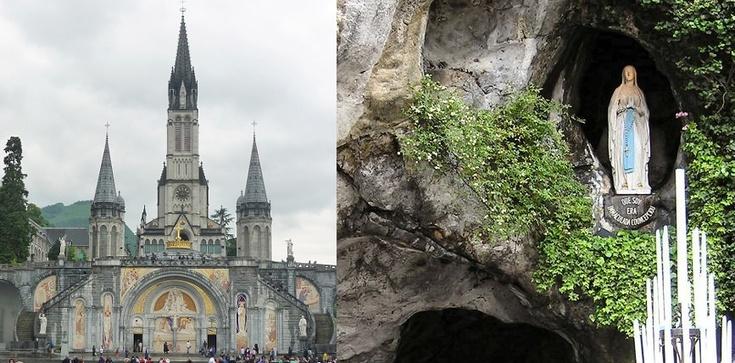 Pielgrzymki do Lourdes bez paszportów covidowych - zdjęcie