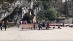 Lourdes ponownie otwarte, początkowo tylko dla miejscowych - miniaturka