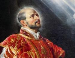 Św. Ignacy Loyola - nauczyciel prawdziwej modlitwy - miniaturka