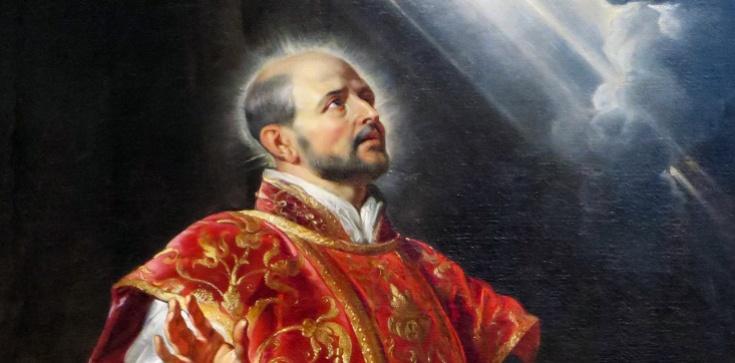 Św. Ignacy Loyola - nauczyciel prawdziwej modlitwy - zdjęcie
