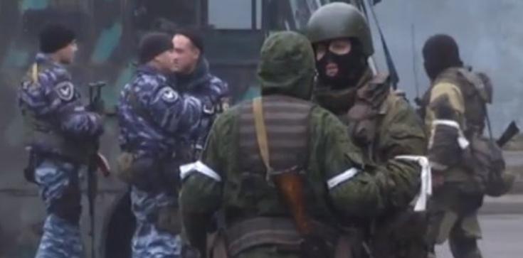 Wybuchy i strzelaniny na ulicach Doniecka. Samozwańcy z DRL tracą kontrolę - zdjęcie