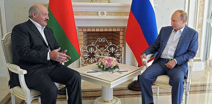 Rosja ma plan na śmierć Łukaszenki - zdjęcie