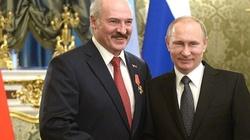 Na protestach w Rosji najbardziej ucierpieć może Łukaszenka - miniaturka