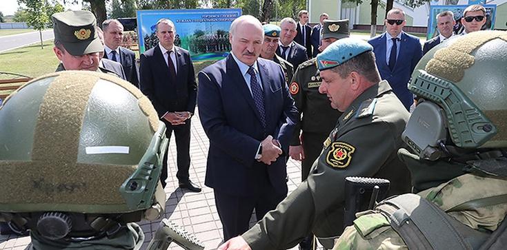 Na Białorusi coraz niespokojniej. Czy Łukaszenka użyje wojska? - zdjęcie