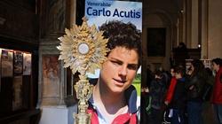 Młodzi Włosi odkrywają przyszłego błogosławionego, giganta internetu   - miniaturka
