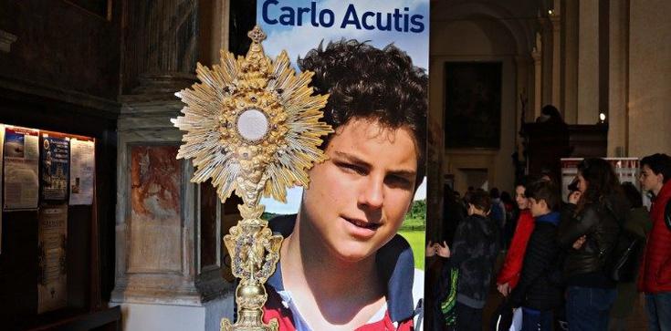Młodzi Włosi odkrywają przyszłego błogosławionego, giganta internetu   - zdjęcie