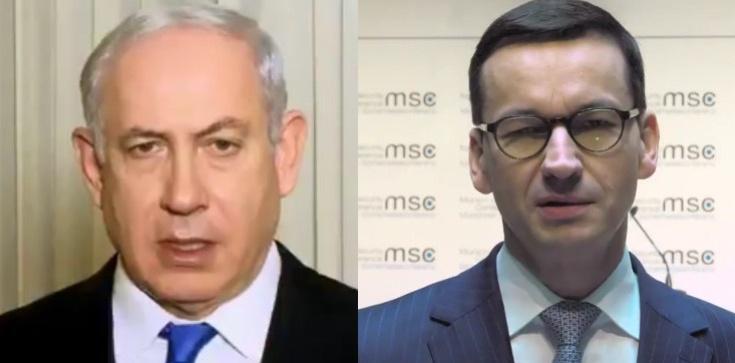 Jest oświadczenie rzecznik rządu ws. burzy w Izraelu po słowach premiera - zdjęcie