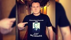Dominik Tarczyński: Chcę podziękować lewactwu i lewackim mediom - miniaturka