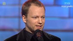 Czarnowidz Maciej Stuhr o polskiej polityce: każdy dzień potwierdza moje najgorsze przewidywania - miniaturka