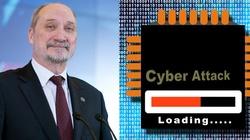 Macierewicz wyjawia: Polska skutecznie odparła rosyjski atak cybernetyczny - miniaturka