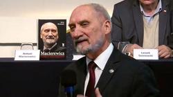 Macierewicz: To jasne, Putin sam już nigdy nie zrezygnuje - miniaturka