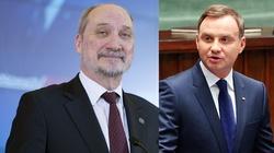 TVP Info ujawnia kulisy sporu prezydenta z szefem MON. Kto dążył do deeskalacji? - miniaturka