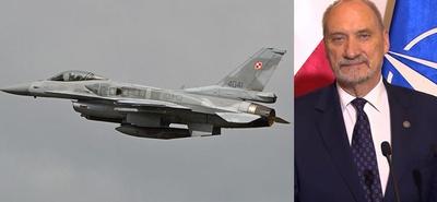 Wreszcie żyjemy w bezpiecznym kraju: Polskie myśliwce przechwyciły rosyjski samolot nad Krakowem i zmusiły go do lądowania w Radomiu