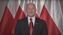Macierewicz: Oskarżenia PO to bezczelność! - miniaturka