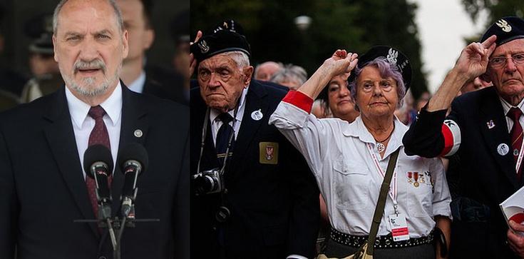 Antoni Macierewicz przeprasza powstańców! Piękny gest! - zdjęcie