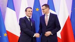 Biznes ważniejszy od praworządności. Francja po stronie Polski w sporze z KE - miniaturka