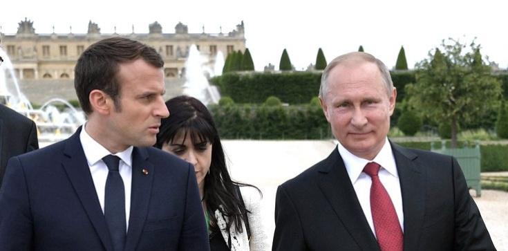 Rosja zachęca Francję do resetu - zdjęcie