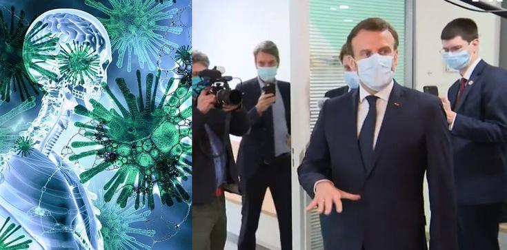 Koronawirus. Francja ginie a będzie gorzej - zdjęcie
