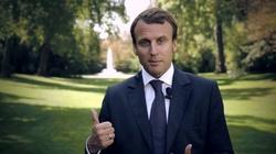 Jan Wójcik: Macron imigrantami chce zniechęcić państwa V4 do UE, która pójdzie drogą federalizmu - miniaturka
